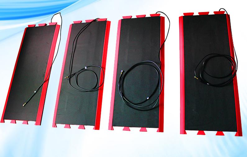 RFID grindinė maratono antena